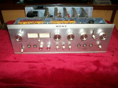 Vintage Sony Stereo Preamplifier Model 2000, Solid State . Tested.