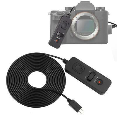 FOTGA RM-VS1 3 m Remote Control Shutter Release Cable for Sony Camera Accessory