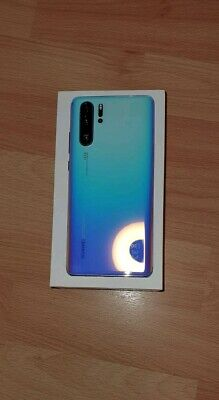 Huawei P30 Pro Dual-SIM 128GB/8GB breathing crystal - TOP ZUSTAND
