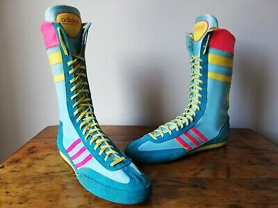 ATTACK ADIDAS BOXING boots size 11 1/2