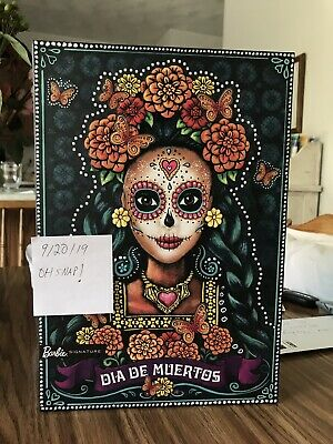 BARBIE Dia De Los Muertos - Day Of The Dead Mexican Doll IN HAND | SHIPS NOW