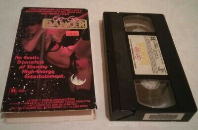 Go-Go Dancer - Very Rare OOP VHS