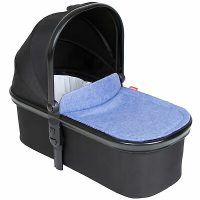 Phil & Teds Snug Carrycot for Dot, Dash, Sport or Voyager Pushchair