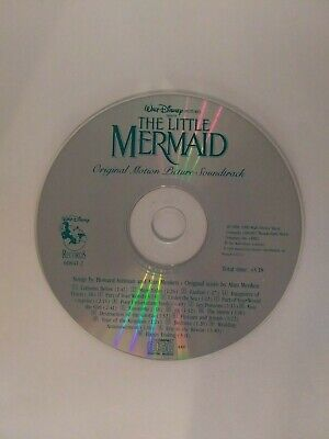 Walt Disney The Little Mermaid Original Motion Picture Soundtrack