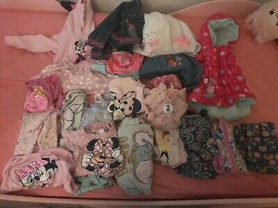 size 2 disney clothes and bonds
