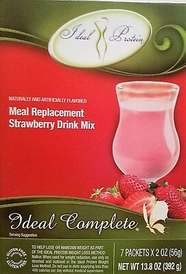 Ideal Protein - Ideal COMPLETE Strawberry Drink Mix