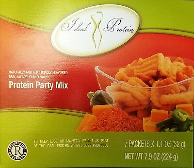 Ideal Protein Protein Party Mix
