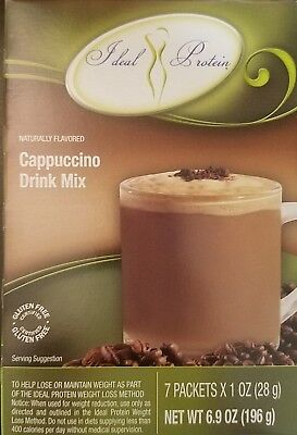 Ideal Protein Cappuccino Drink Mix