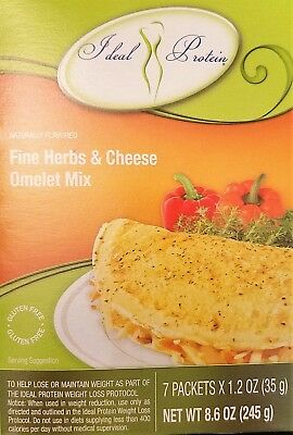 Ideal Protein Fine Herbs & Cheese Omelet Mix