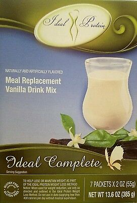 Ideal Protein - Ideal COMPLETE Vanilla Drink Mix