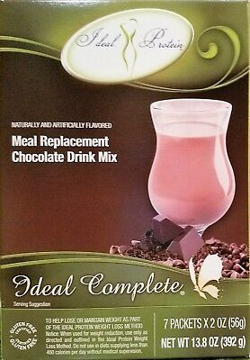 Ideal Protein - Ideal COMPLETE Chocolate Flavored Drink Mix
