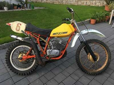 Puch MC 175 Frigerio Greeves 5Gang
