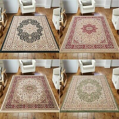Elegant Cheap Classic Traditional New Area Rugs Runners Small Extra Large