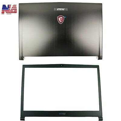 MS-17C1 LCD Back cover and Bezel for MSI GE73VR 7RE//GE73VR 7RF Raider