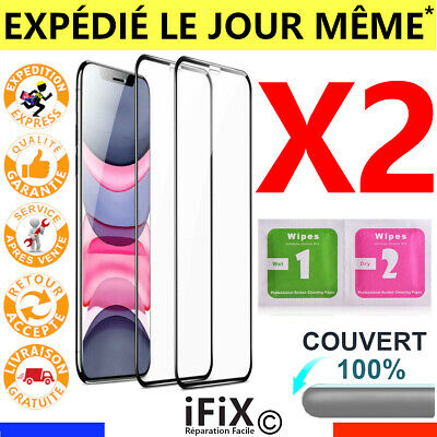 Vitre Verre Trempe Iphone 6/ 6Plus / 6S /7/8 /6S Plus Film Protection X/Xs/11Pro