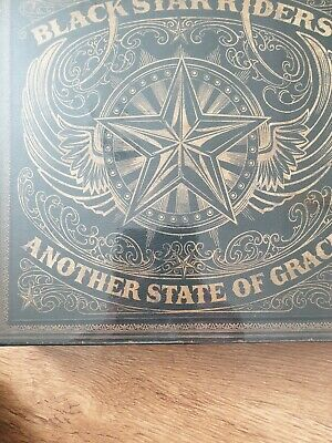 BLACK STAR RIDERS 'ANOTHER STATE OF GRACE' Deluxe VINYL / CD Box Set (6 Sept 19)