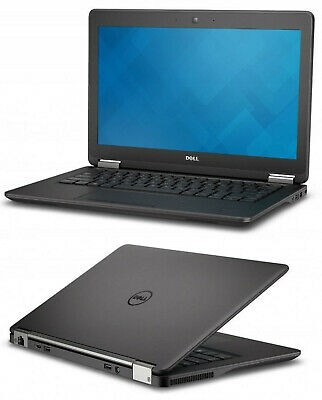 Dell Latitude E7250 Ultrabook(12.5,5nd generation i5-5300U,8G RAM,256G SSD,W10)