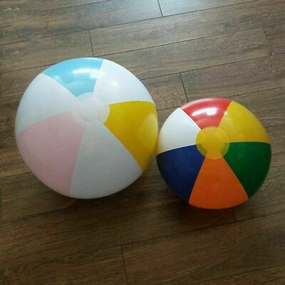 Inflatable Blowup Panel Beach Ball Holiday Party Swimming Garden Toy Fashion