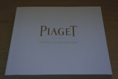 Piaget Watch Collection 2019 Catalogue Haute Horlogerie Collection 2019 Neuf