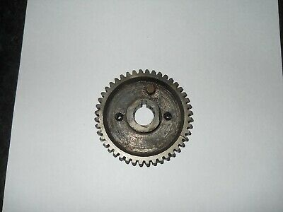BSA A7, and A10 Inlet Camshaft Drive Gear