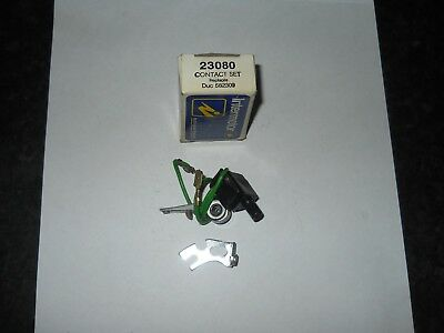 Fiat-Seat-Innocenti (see listing) set of ignition contacts (points)