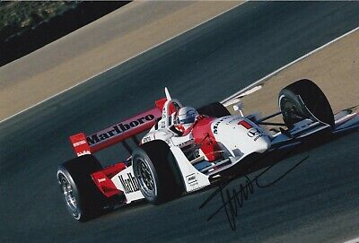 Gil de Ferran Hand Signed 12x8 Photo - Indy 500 Autograph 10.