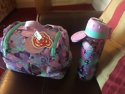 Smiggle Lunchbox New.    ( Water Bottle Sold )