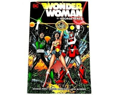 Wonder Woman by George Perez Volume 3 Softcover Graphic Novel