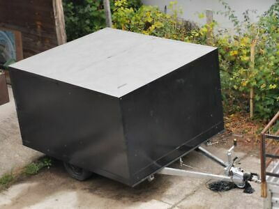 box trailer for sale - Size 8 feet long, 7 feet wide and 4 feet high