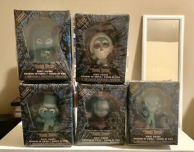 Funko Haunted Mansion Mystery Minis Hot Topic Exclusives Rare Vinyl Figures