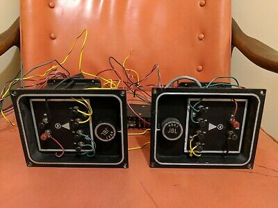 JBL N8000 Crossover Networks for 075 076 077 D130 D131 375 LE85 LE15A Speakers