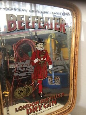 Beefeater Dry Gin Tray Mirrored