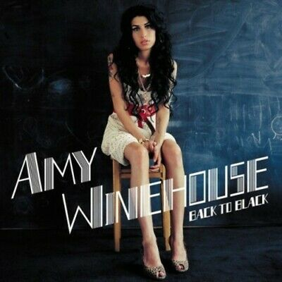 Amy Winehouse - Back To Black 602517341289 (Vinyl Used Very Good)