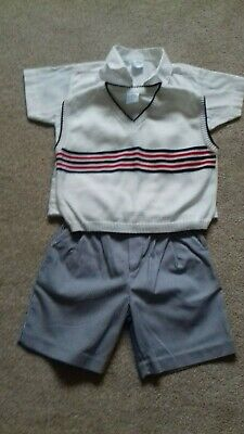 BNWT Girls Pretty Originals shirt and short outfit