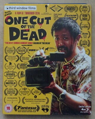 One Cut of the Dead (BLU-RAY) -LIMITED EDITION