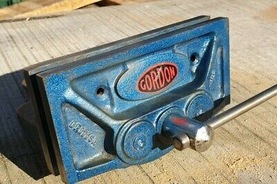 Gordon Under Table Mounted Vice Woodworking Engineering Workshop Quality Tools