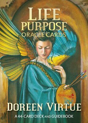 Life Purpose Oracle Cards (Japanese manual) New Edition from Japan