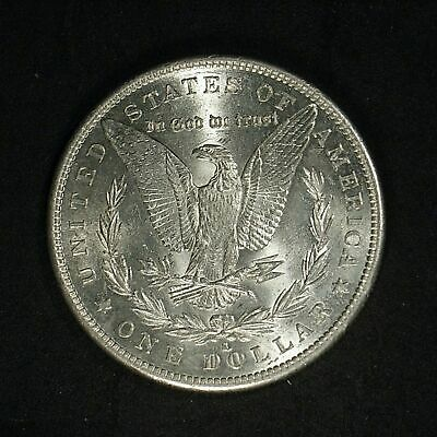 US Morgan Dollar 1882-S in Uncirculated, MS 62-63 - maybe better - full lustre
