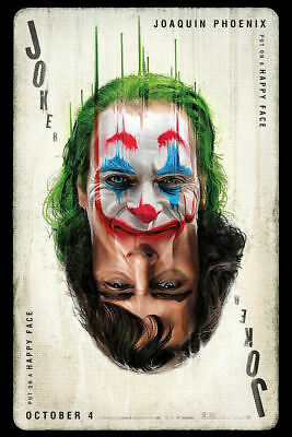 "Joker  ( 11"" x 17"" ) Movie Collector's Poster Print (T2) B2G1F"