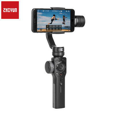 ZHIYUN Smooth 4 Handheld Stabilizer 3-Axis Gimbal For Smartphone iphone Samsung