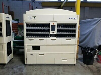 McKesson PACMED PARATA MAX 500 Pharmacy Automation Drug Pill Counter