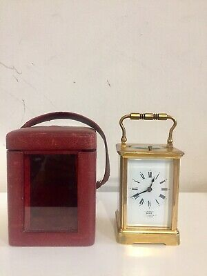 Antique Repeater Striking Carriage Clock By Dent Of London.