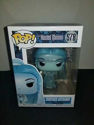 Funko Pop Disney Haunted Mansion Constance Hatchaway #578 Bride