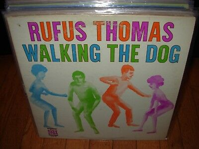 RUFUS THOMAS walking  the dog ( r&b )