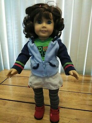 American Girl Doll Lindsey  -Pleasant Company (Retired)