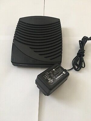 Motorola Digital Cable TV Receiver Converter Box DCT700 With Power Plug
