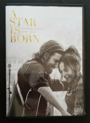 A Star Is Born (DVD, 2018, 2-Disc Set, Special Edition) Special Features MINT!