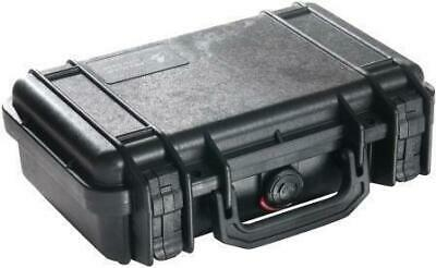 Pelican 1170 Case No Foam - Black
