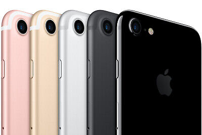 Apple iPhone 7 32GB/128GB Unlocked All Colours ** FREE EARPODS INCLUDED**