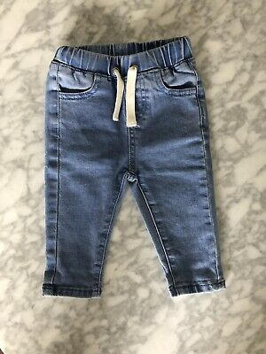 Seed Heritage Boys Jeans 3-6 Months